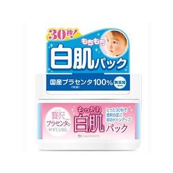 Miccosmo White Label Premium Placenta Essence : Очищающая и увлажняющая крем-маска для лица с плацентой. 130 гр.
