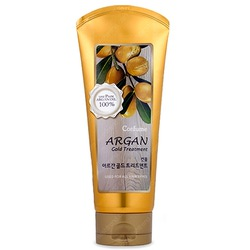Welcos Confume Argan Gold Treatment : Маска для волос с аргановым маслом. 200 гр.