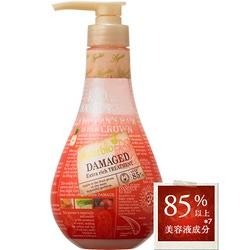 Cosme Company Ayurbio Red Botanical Power : Бальзам-ополаскиватель увлажняющий и восстанавливающий. C аминокислотами, кератином, коллагеном и керамидами. (без сульфатов) 520 мл.