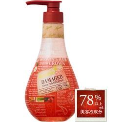 Cosme Company Ayurbio Red Botanical Power : Шампунь увлажняющий и восстанавливающий. C аминокислотами, кератином, коллагеном и керамидами. (без сульфатов и силикона) 520 мл.