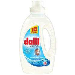 Dalli Sesitiv Sanft & Rein : Гипоаллергенный Гель для стирки белья грудных младенцев и людей с чувствительной кожей. 1,35 л.